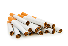 Unlicensed Cigarette Manufacturer Sentenced to Prison and Ordered to pay $3.5 Million