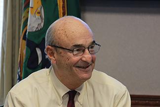TTB Administrator John Manfreda