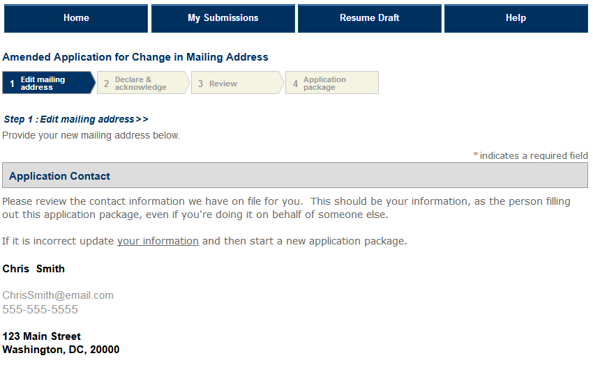 amended-application-for-change-in-mailing-address