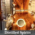 Top Ten Distilled Spirits